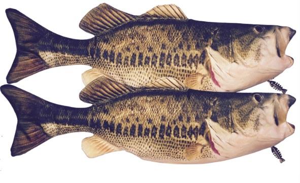 バス釣りファンなら持っておきたい『リアルすぎる魚型ペンケース』