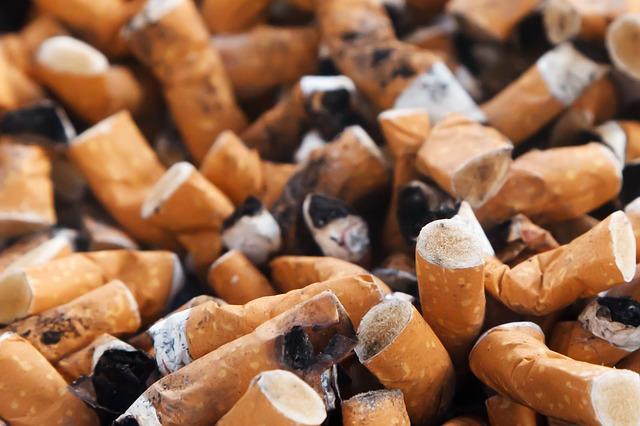 【ポイ捨て厳禁】釣り場にタバコは『ダメ!絶対!』吸殻は携帯灰皿に!